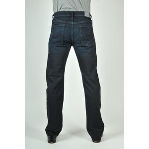 NWT 7 for all Mankind 'Austyn' straight leg jeans